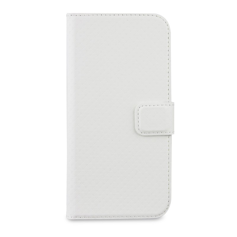 Muvit Wallet Case iPhone 6 Plus White - 3