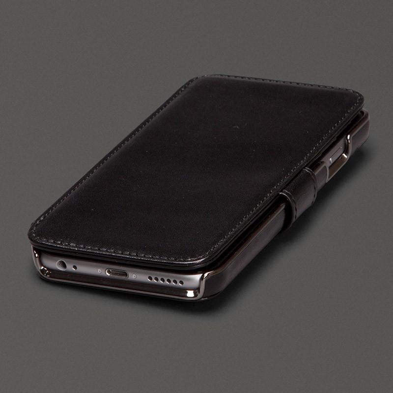 Sena  Wallet Book Classic iPhone 6/6S Black - 1
