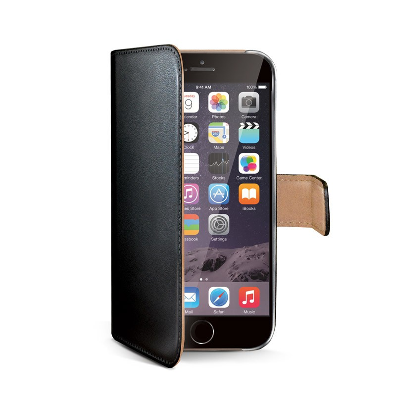 Celly Wally iPhone 6 Black - 1