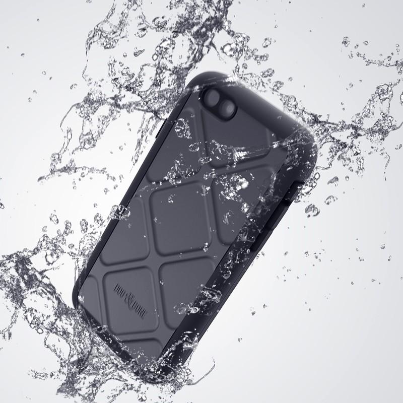 Dog and Bone Wetsuit Phone 6 Plus Black - 5