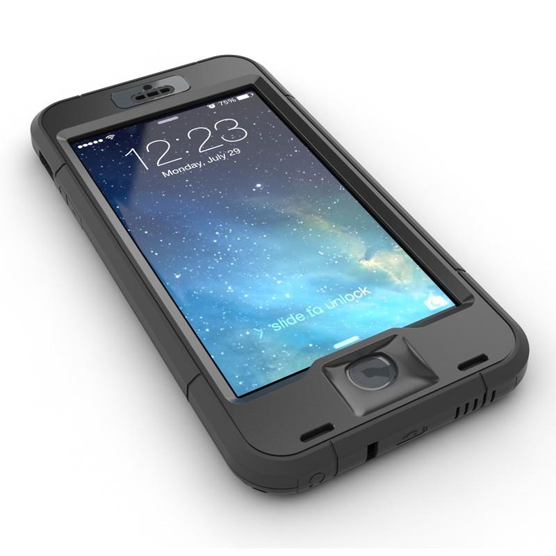 Dog and Bone Wetsuit Phone 6 Plus Black - 2