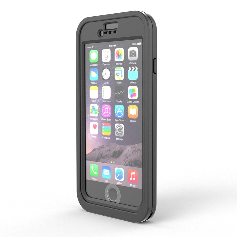 Dog and Bone Wetsuit Impact iPhone 6/6S Black - 2