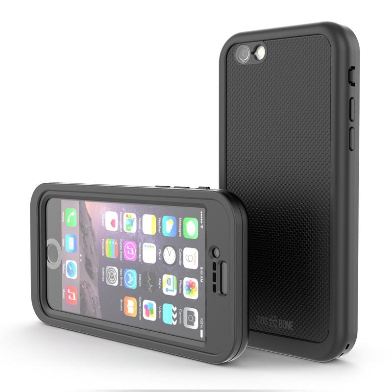 Dog and Bone Wetsuit Impact iPhone 6/6S Black - 6