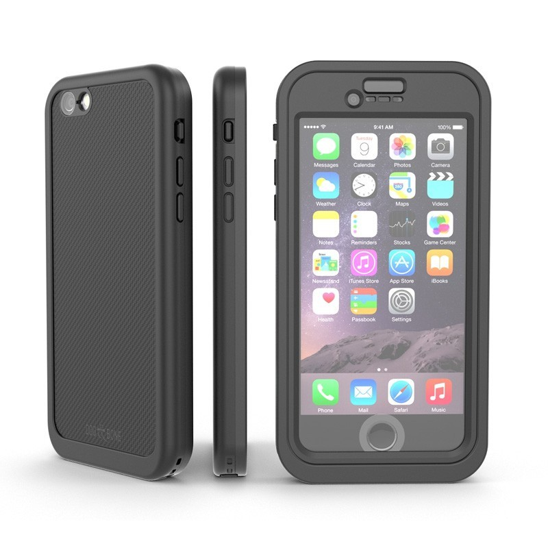 Dog and Bone Wetsuit Impact iPhone 6 Plus / 6S Plus Black - 1