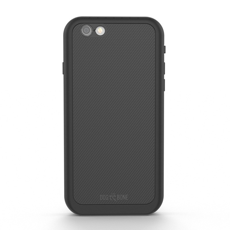 Dog and Bone Wetsuit Impact iPhone 6 Plus / 6S Plus Black - 5
