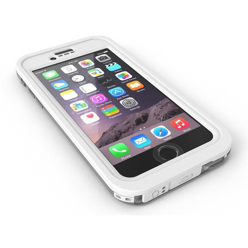 Dog and Bone Wetsuit Impact iPhone 6 Plus / 6S Plus White - 3