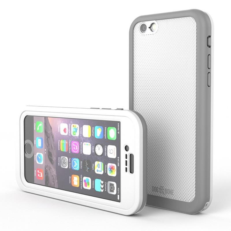 Dog and Bone Wetsuit Impact iPhone 6 Plus / 6S Plus White - 6