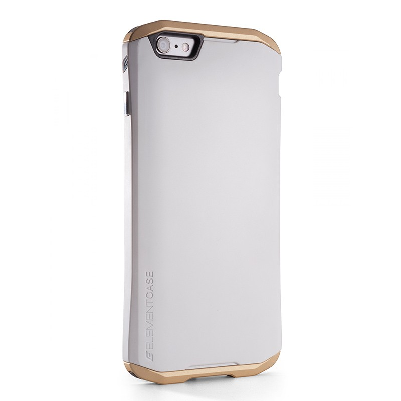 Element Case Solace iPhone 6 Plus White - 1