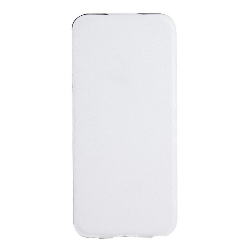 Xqisit UltraThin FlipCover iPhone 5/5S White - 2