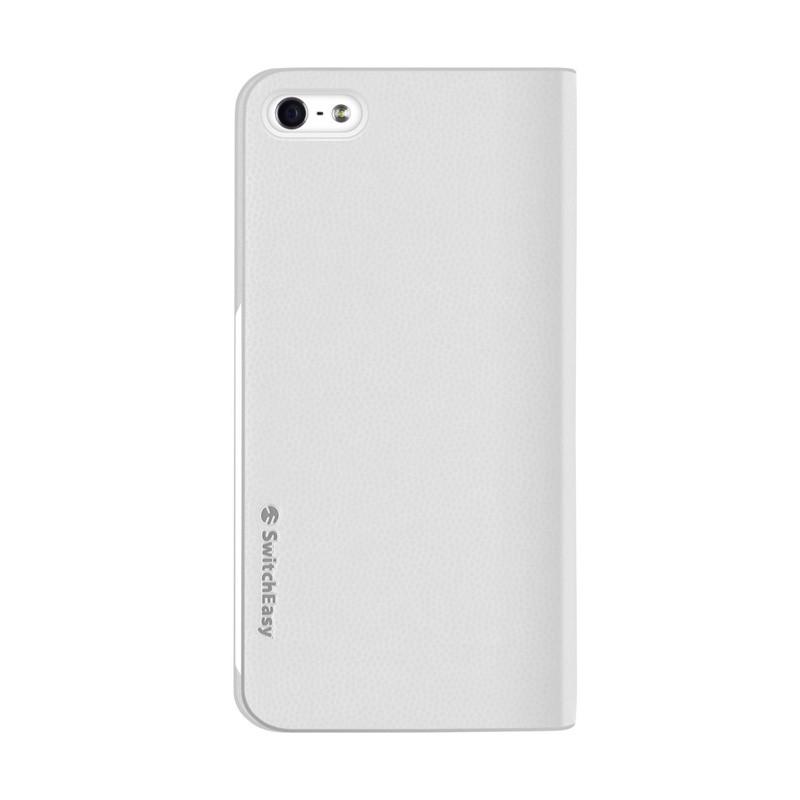 SwitchEasy FLIP iPhone 5/5S Snow White - 2