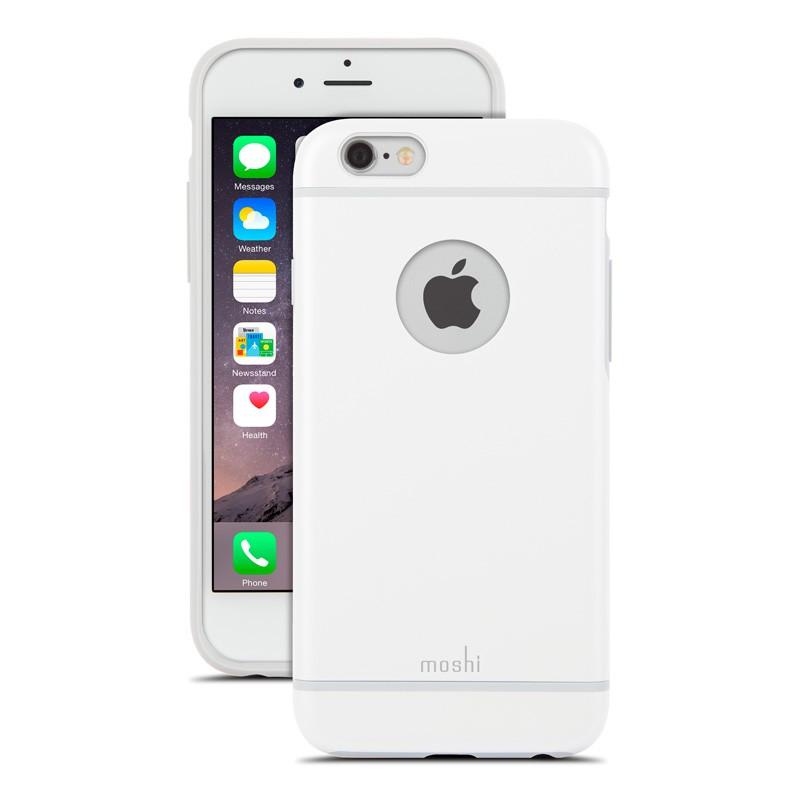 Moshi iGlaze iPhone 6 White - 1