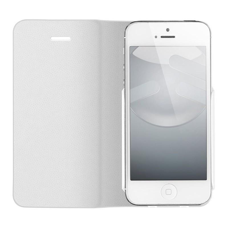 SwitchEasy FLIP iPhone 5/5S Snow White - 3