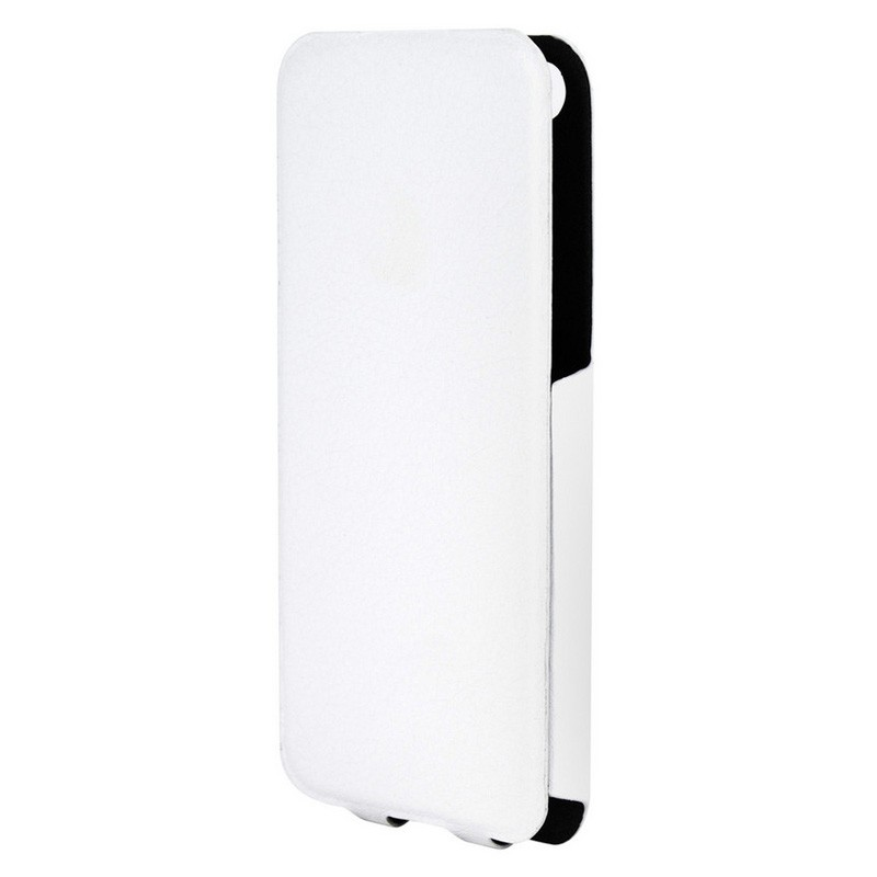 Xqisit UltraThin FlipCover iPhone 5/5S White - 4