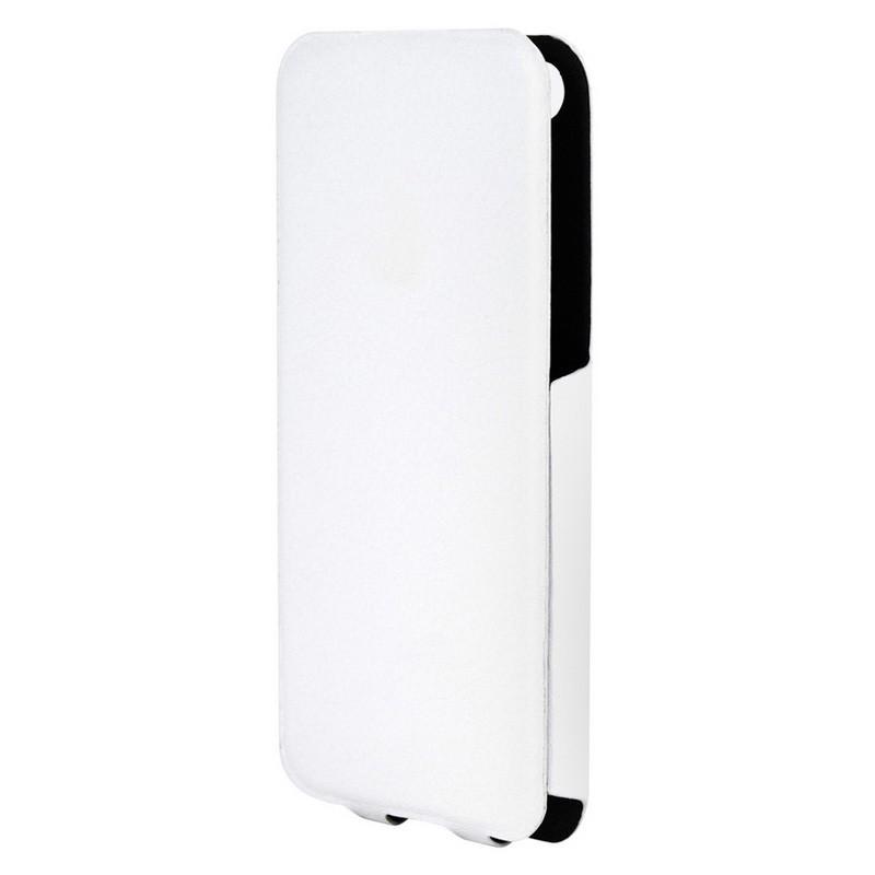 Xqisit UltraThin FlipCover iPhone 5/5S White - 4