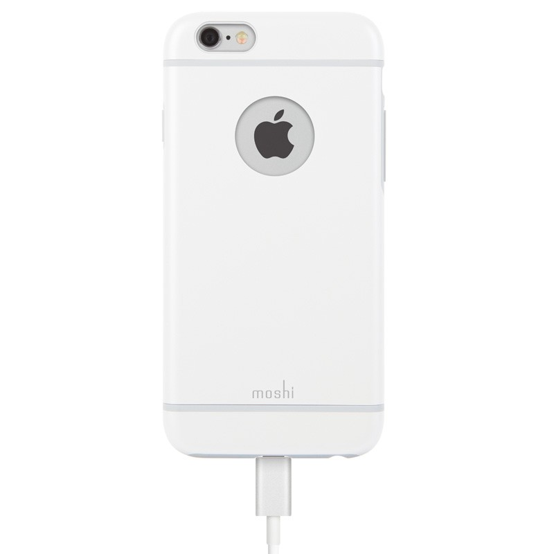 Moshi iGlaze iPhone 6 White - 3