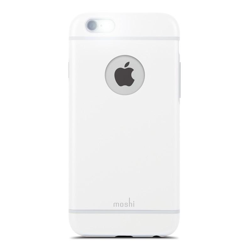Moshi iGlaze iPhone 6 White - 4