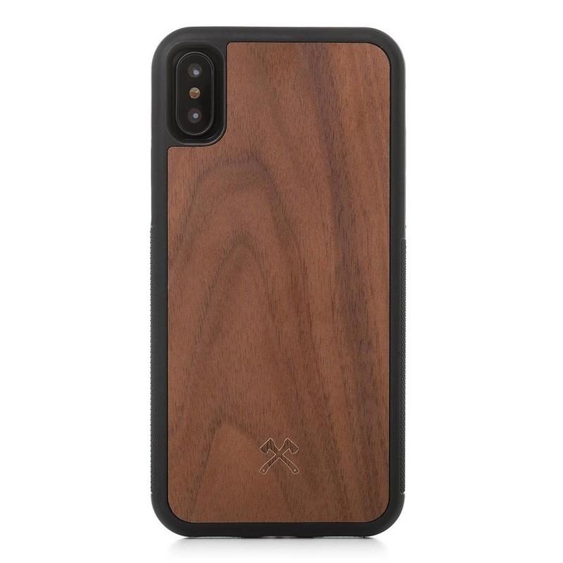 Woodcessories EcoBump iPhone X Walnut - 1