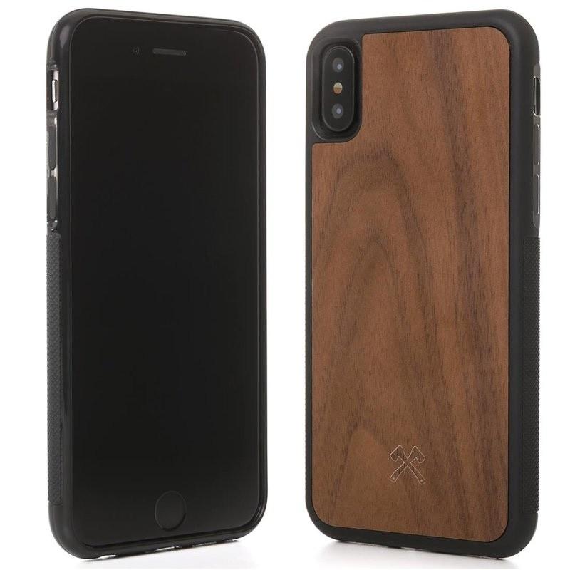 Woodcessories EcoBump iPhone X Walnut - 3