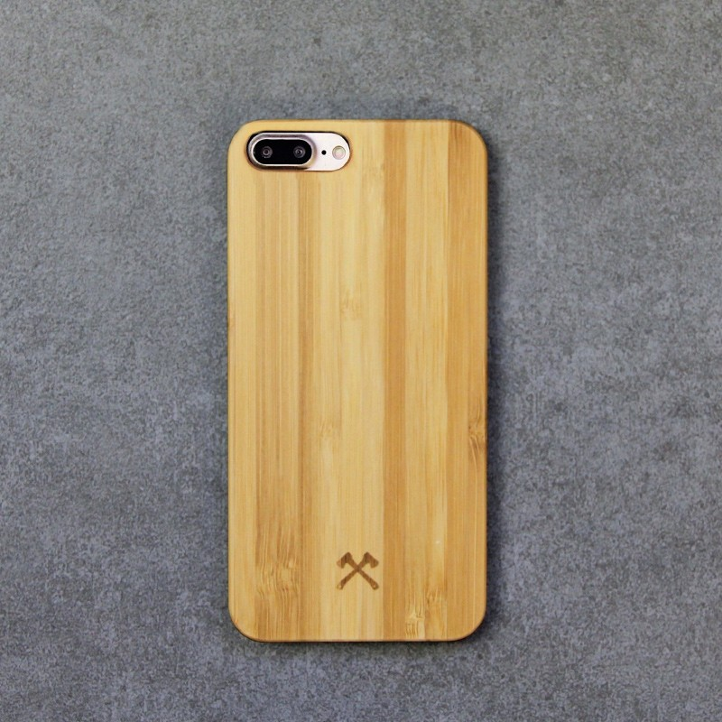 Woodcessories - EcoCase Classic iPhone 7 Plus Bamboo 04