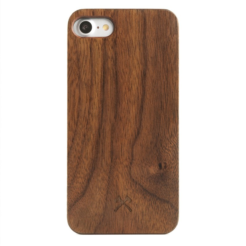 Woodcessories - EcoCase Classic iPhone 7 Walnoot 01