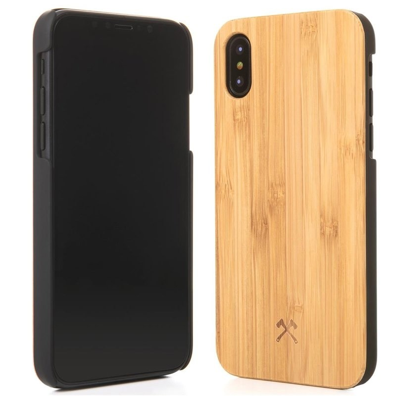 Woodcessories EcoCase Classic iPhone X/Xs Bamboo - 2