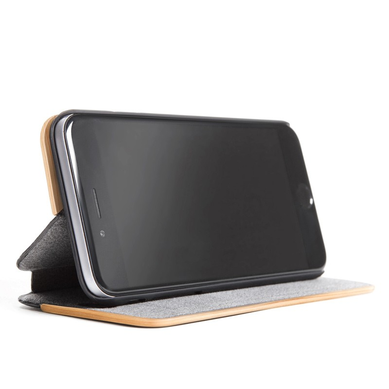 Woodcessories - EcoCase Kevlar iPhone 6/6S Plus Maple 03
