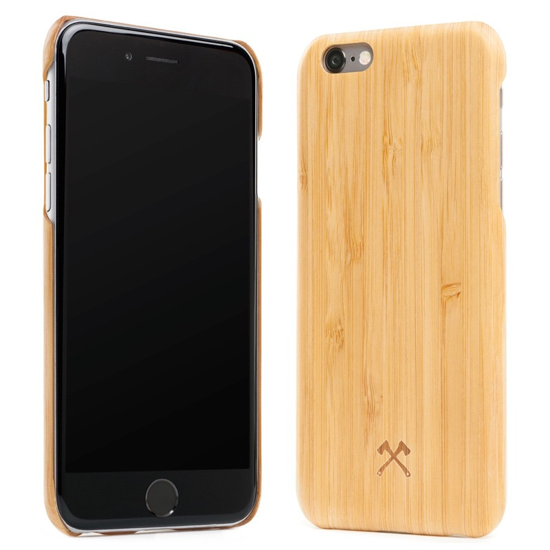 Woodcessories - EcoCase Kevlar iPhone 7 Bamboo 03