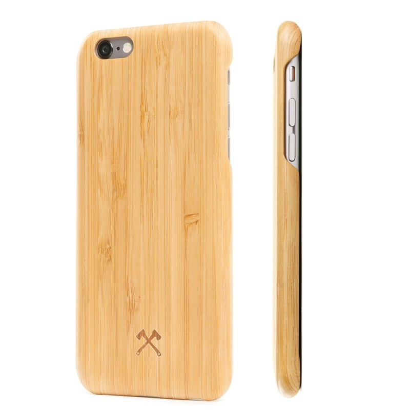 Woodcessories - EcoCase Kevlar iPhone 7 Bamboo 01