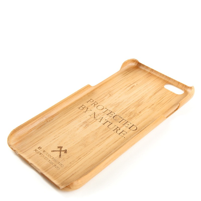 Woodcessories - EcoCase Kevlar iPhone 7 Bamboo 04