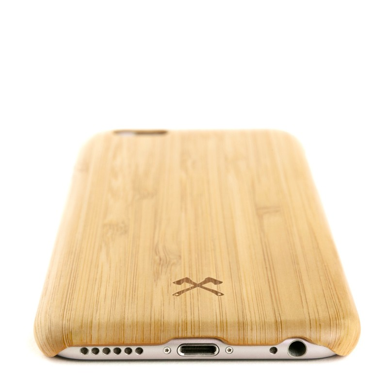 Woodcessories - EcoCase Kevlar iPhone 7 Bamboo 08