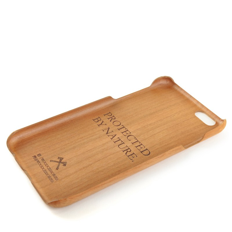 Woodcessories - EcoCase Kevlar iPhone 6/6S Cherry 04