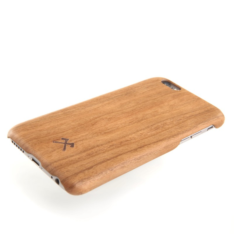 Woodcessories - EcoCase Kevlar iPhone 6/6S Cherry 06