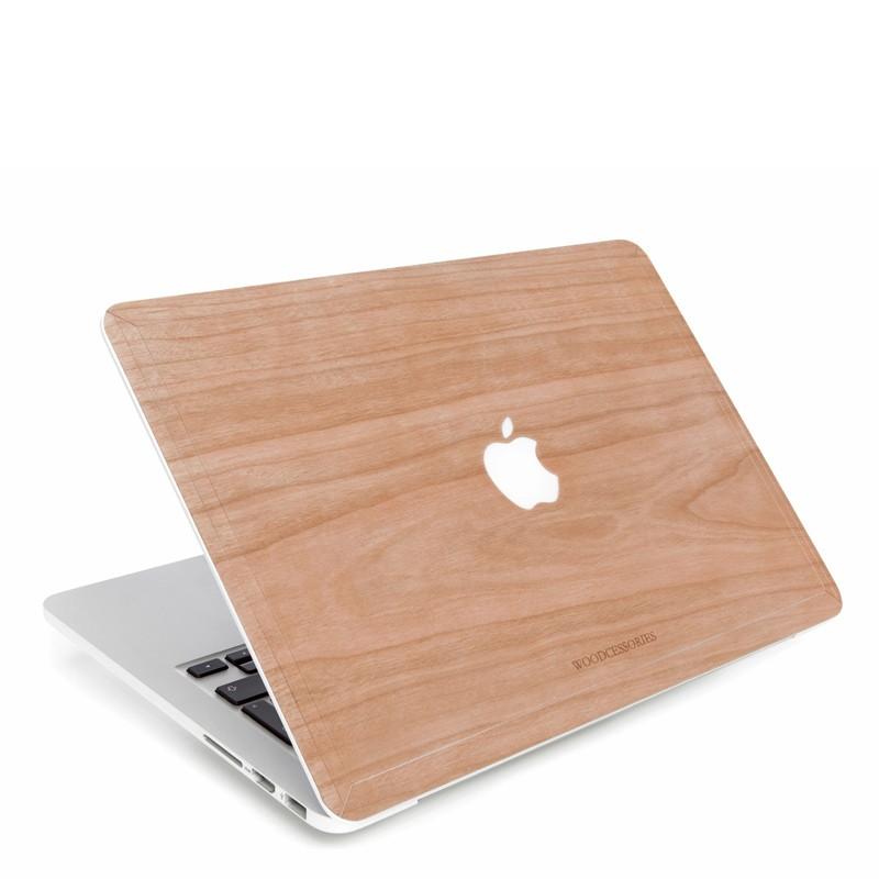 Woodcessories - EcoSkin Apple MacBook 12 inch Cherry 02