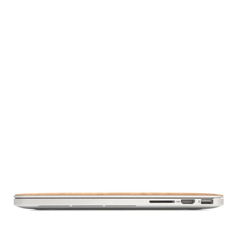Woodcessories - EcoSkin Apple MacBook 12 inch Cherry 05