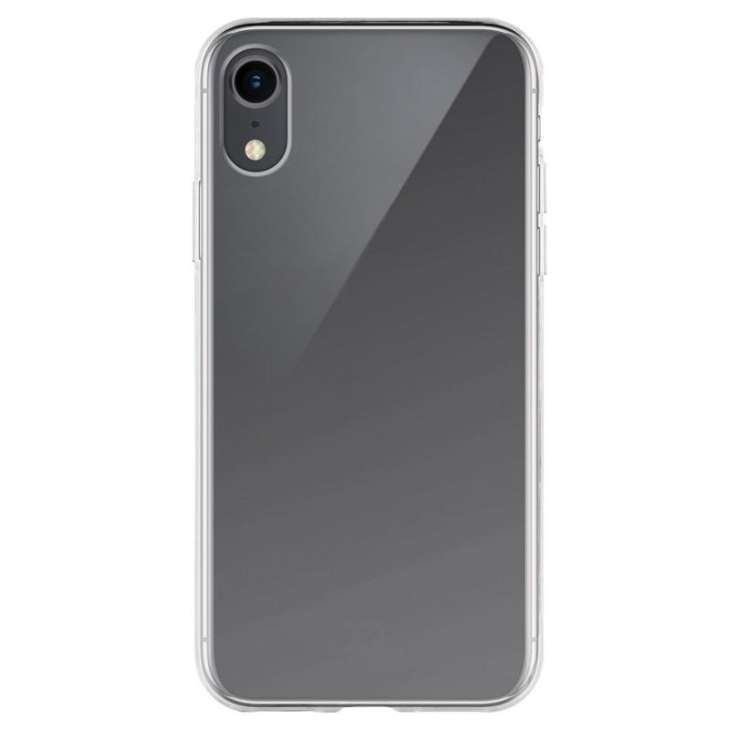 Xqisit FlexCase Transparant iPhone XR Hoesje Transparant 01