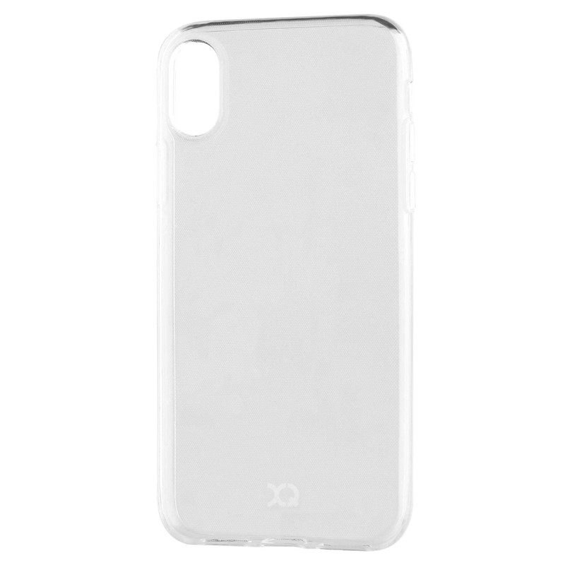 Xqisit FlexCase Transparant iPhone XR Hoesje Transparant 03