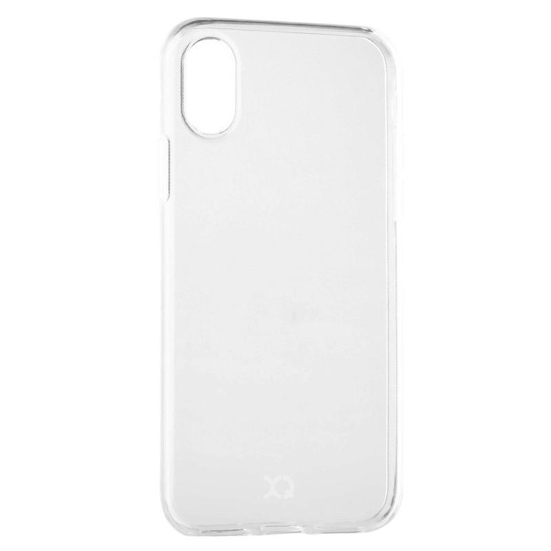 Xqisit FlexCase Transparant iPhone XR Hoesje Transparant 04