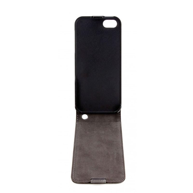 Xqisit FlipCover iPhone 5 (Black) 04