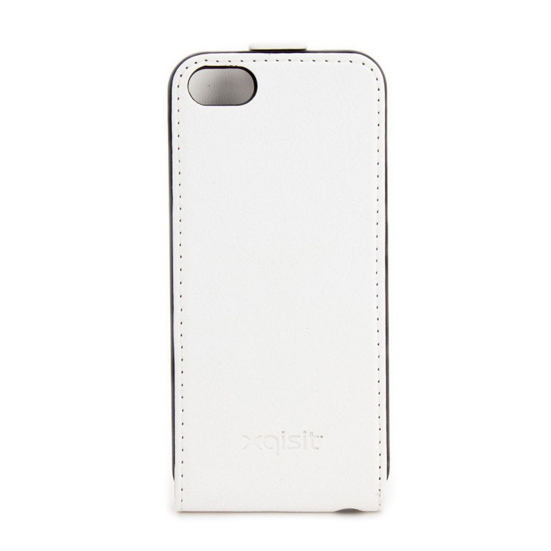 Xqisit FlipCover iPhone 5 (White) 05