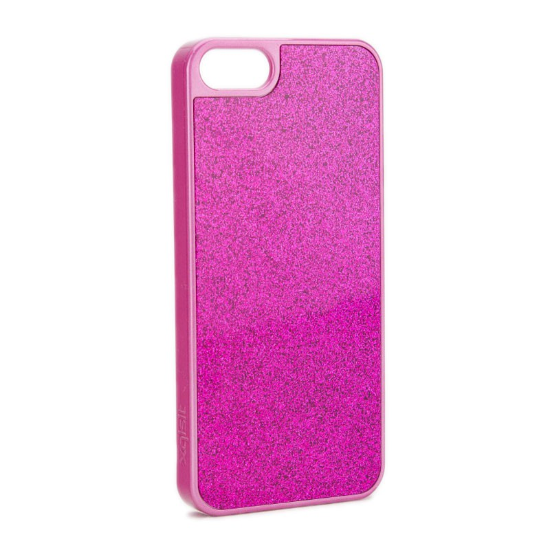 Xqisit iPlate Glamor iPhone 5 (Pink) 01