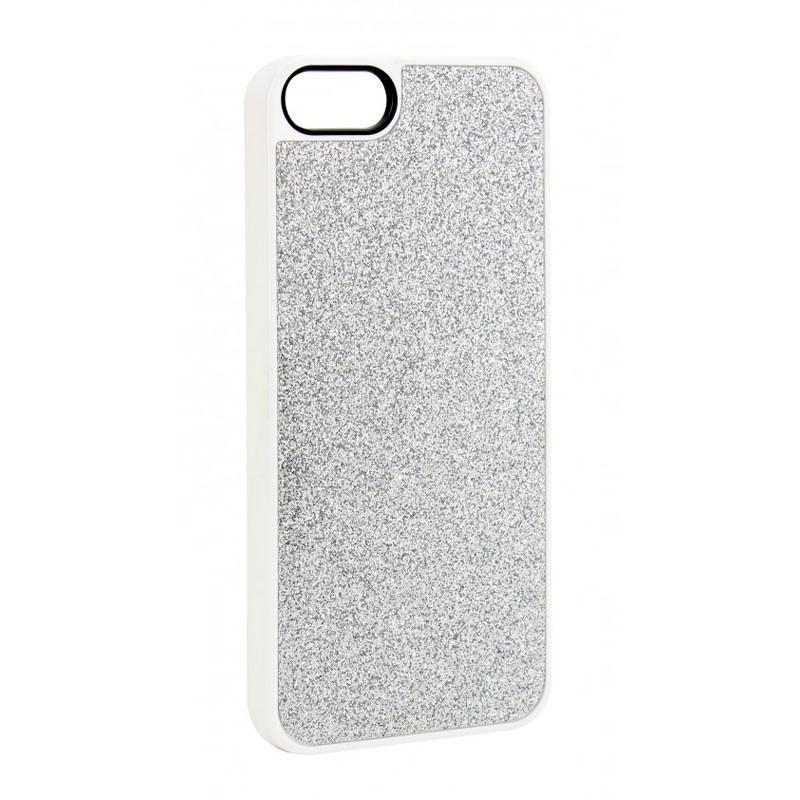 Xqisit iPlate Glamor iPhone 5 (White) 01