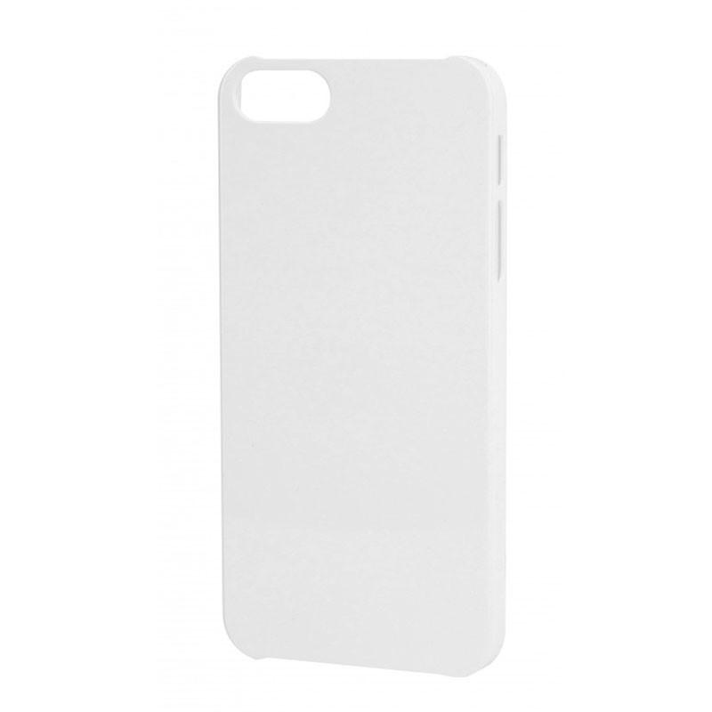 Xqisit iPlate Glossy iPhone 5 (White) 03