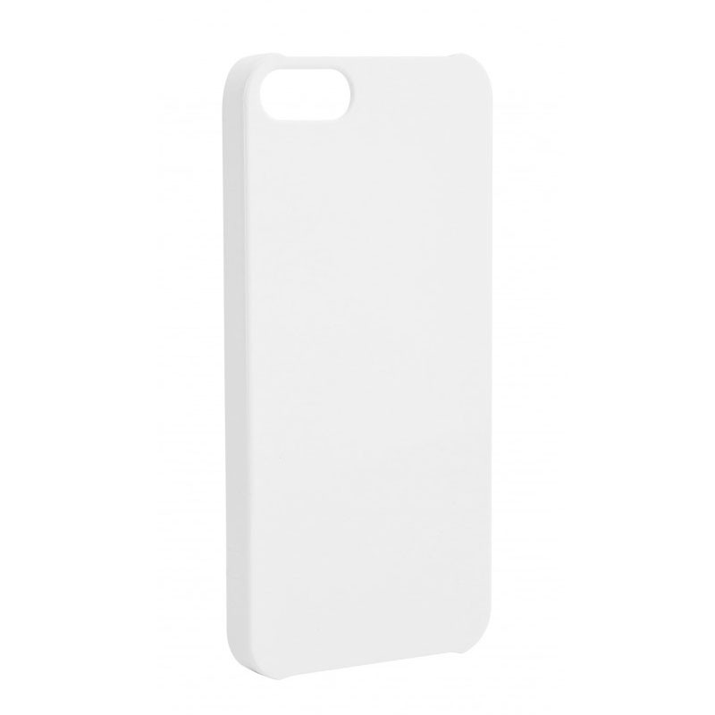Xqisit iPlate Glossy iPhone 5 (White) 01