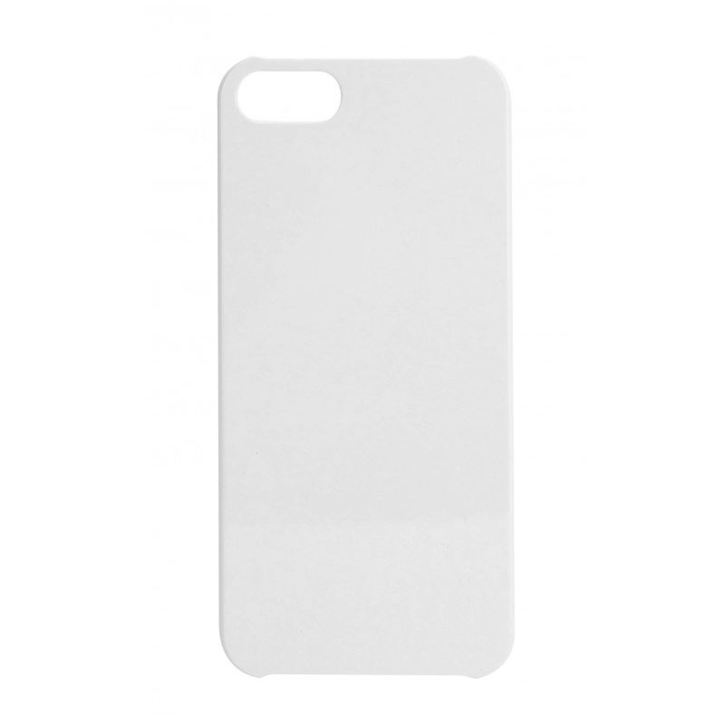 Xqisit iPlate Glossy iPhone 5 (White) 02