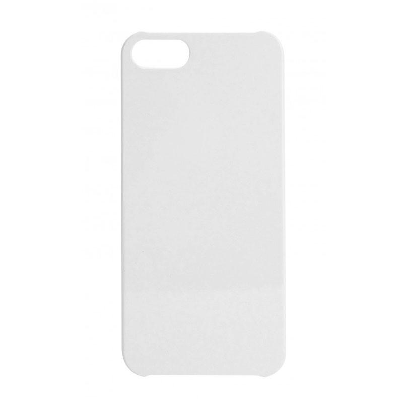 Xqisit iPlate Glossy iPhone 5 (White) 02