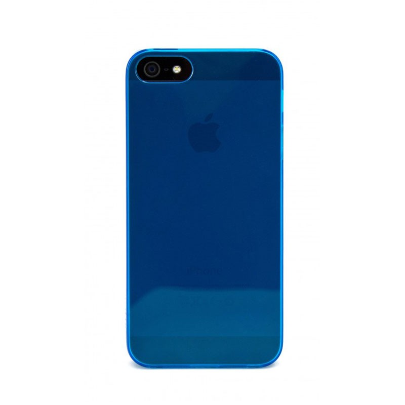 Xqisit - iPlate Ultra Thin iPhone 5 Blue 03
