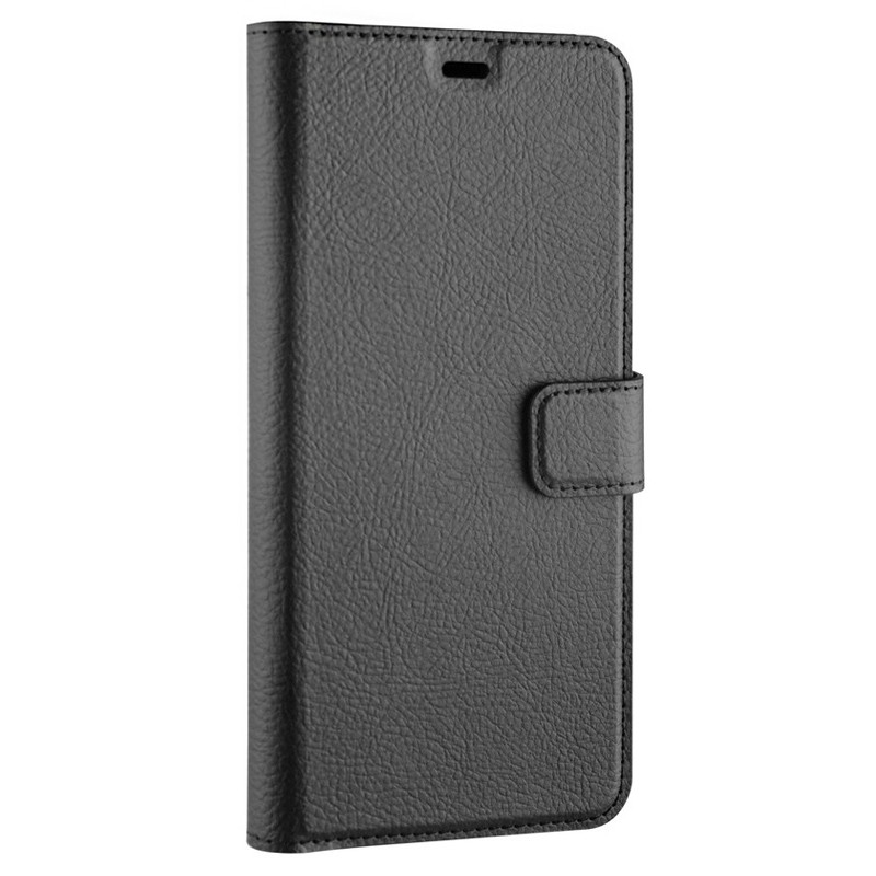 Xqisit Slim Wallet Selection iPhone XS Max zwart 02