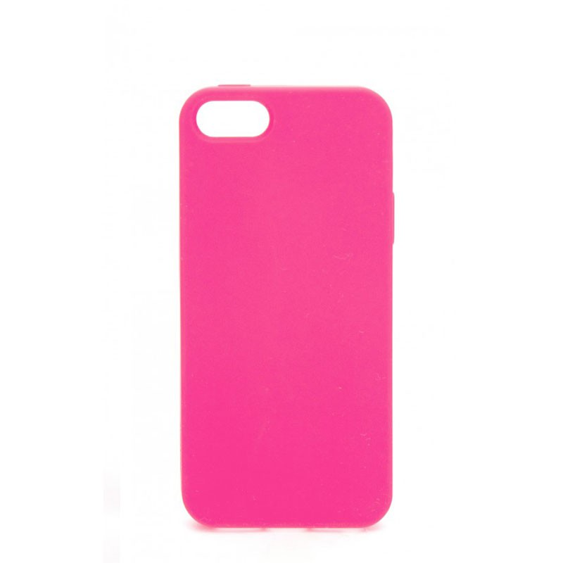 Xqisit Soft Grip Case iPhone 5 (Pink) 02