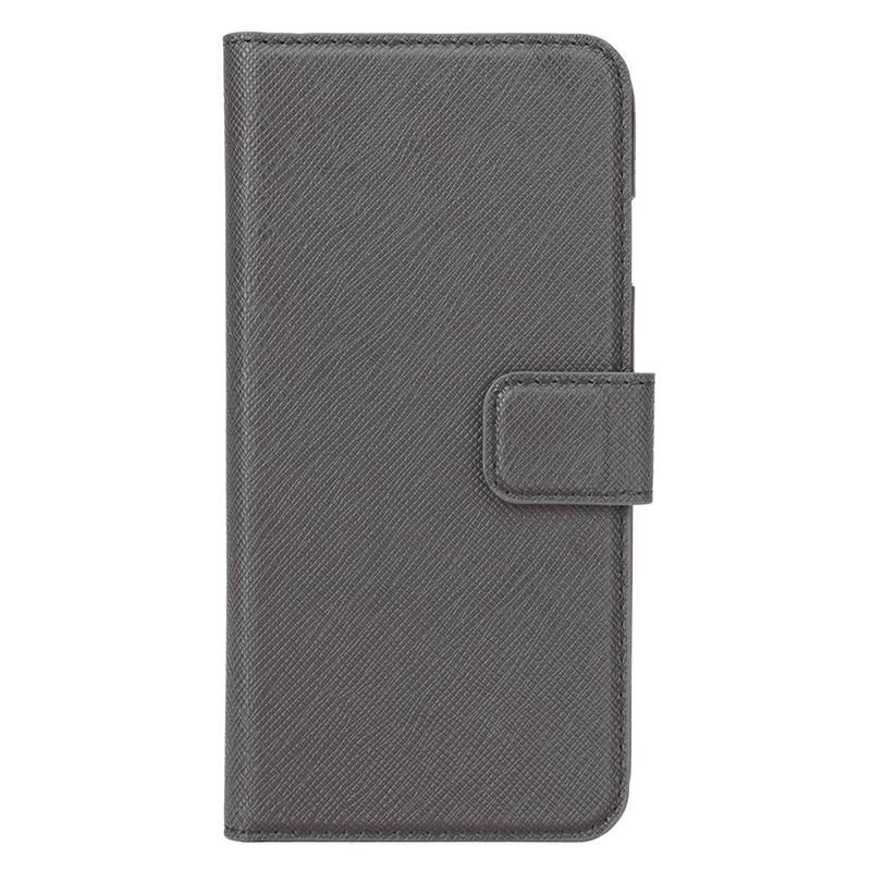 Xqisit - Wallet Case Viskan iPhone 6 Plus / 6S Plus Grey 02