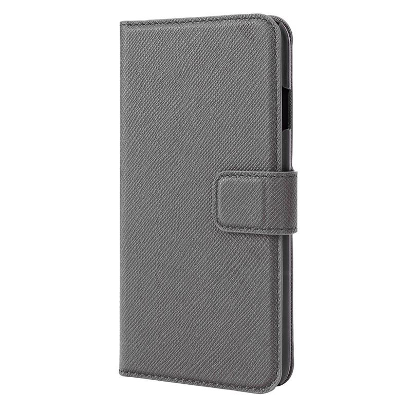 Xqisit - Wallet Case Viskan iPhone 6 Plus / 6S Plus Grey 04